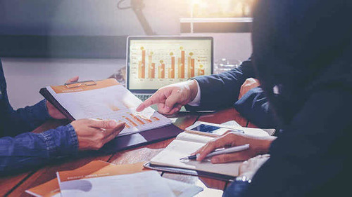 Imagem 1 de 1 de Consultoria Financeira