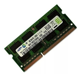 Memoria Ram Laptop 4gb Ddr3