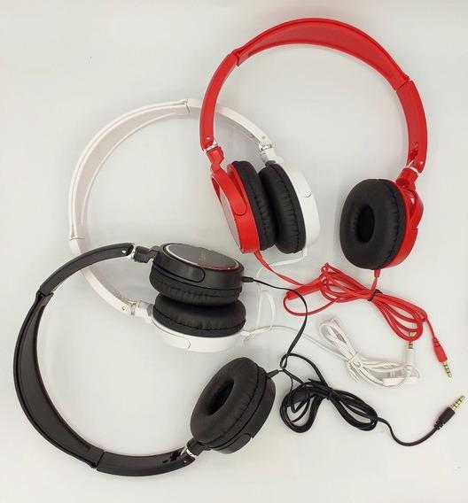Fones De Ouvido Estéreo Raiomix Ra-1002 Com Microfone
