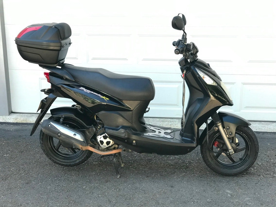 Motocicleta Scooter Automatica Akt Dynamic R 125 Impecable