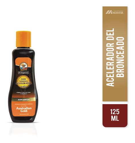 Austr.gold Accelerat Lot 125ml Acelerador Del Bronceado