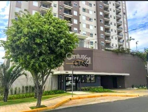 Residencial Class Com 2 Dormitórios, R$360.000,00! - Ap0239