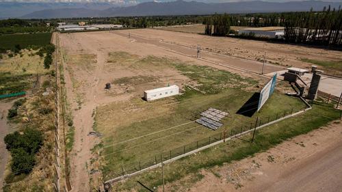 Imagen 1 de 18 de Venta Lote Parque Industrial Lújan De Cuyo