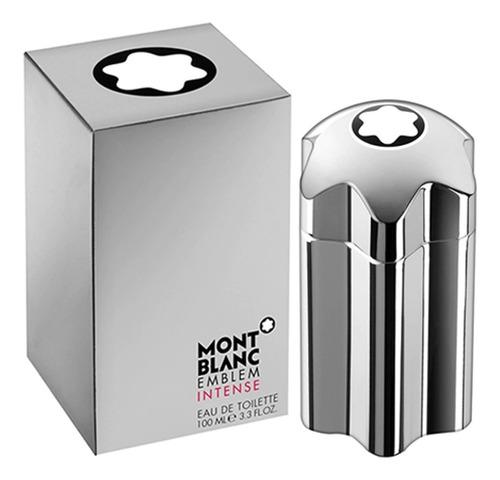 Perfume Original Mont Blanc Emblem Int - mL a $2700