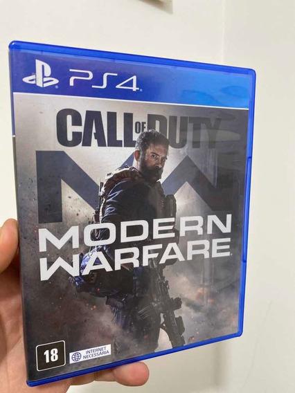 Call Of Duty Modern Warfare Ps4(cd)