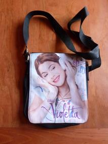 Bolso Violetta Tapa Removible