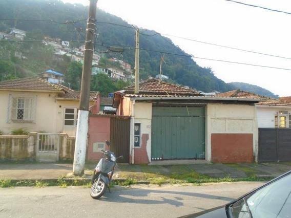 Casa Com 2 Dormitórios À Venda Por R$ 270.000,00 - Marapé - Santos/sp - Ca0531