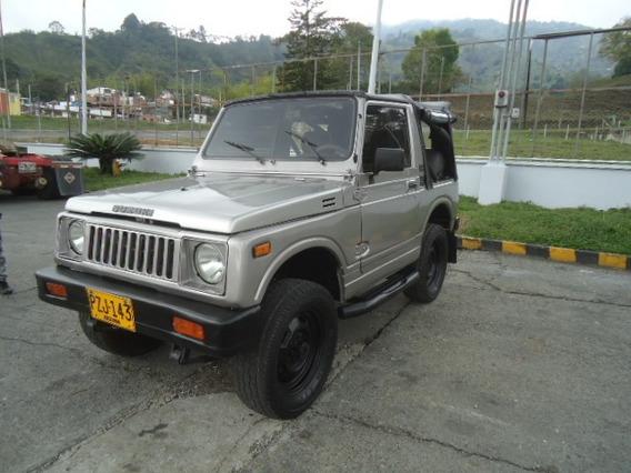 Campero Suzuki