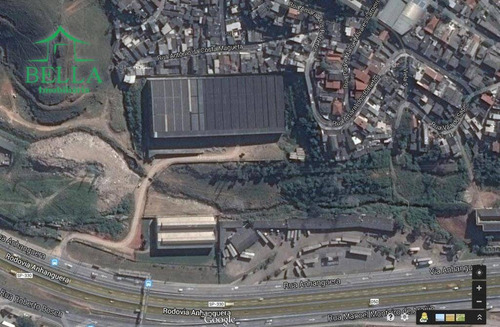 Galpão Comercial Para Locação, Parque Anhangüera, São Paulo. - Ga0131
