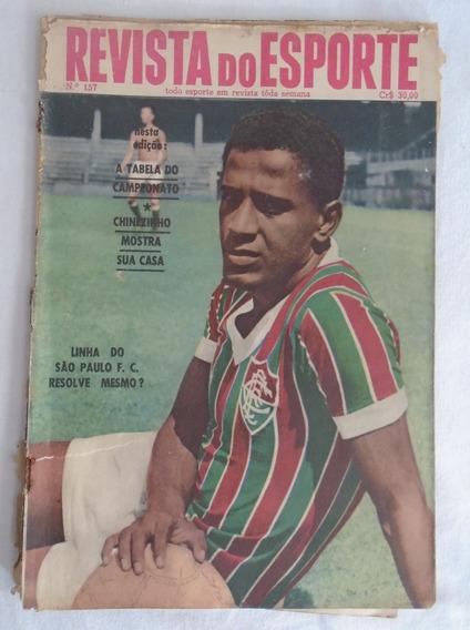 Revista Do Esporte N° 157 Março 1962