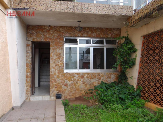 Sala Para Alugar Por R$ 2.500/mês - Região Central - Caieiras/sp - Sa0012