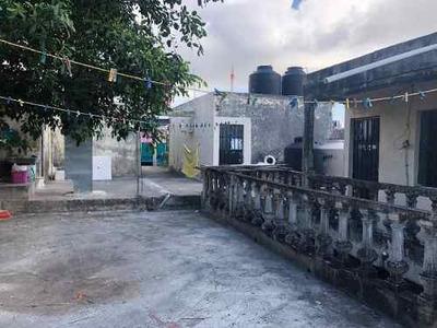 Oportunidad De Inversión En El Centro De Cancún Con Restaurante Y Cuartos Para Renta