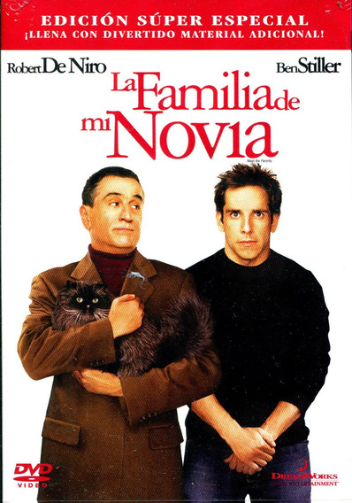 Dvd La Familia De Mi Novia ( Meet The Parents ) 2000 - Jay R
