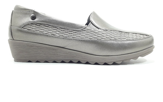 Zapato Mocasín Dama Barker Super Confort Bar 2531