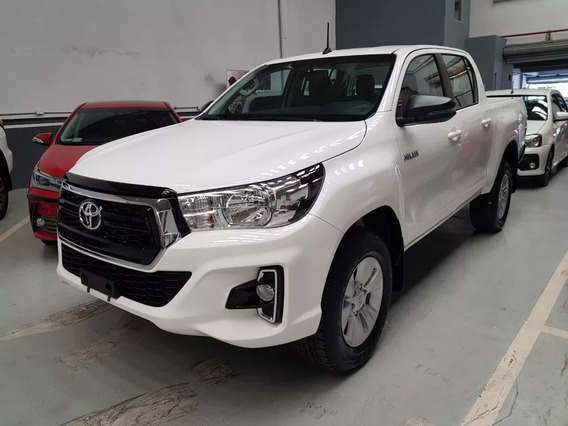 Toyota Hilux 2.4 Cd Sr 150cv 4x2 6mt 2020