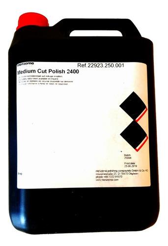 Menzerna Medium Cut Polish  Mc2400  ( 5 Litros )