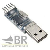 Modulo Conversor Usb Serial Rs232 Ttl Pl2303hx Arduino Mini