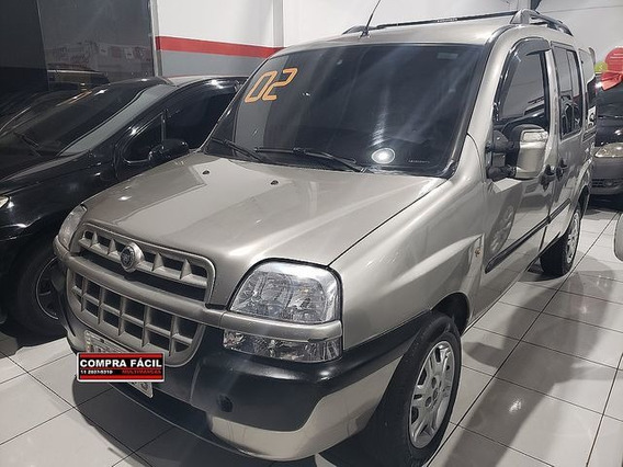 Fiat Doblo 1.6 Mpi Elx 16v - Aceito Troca 2002