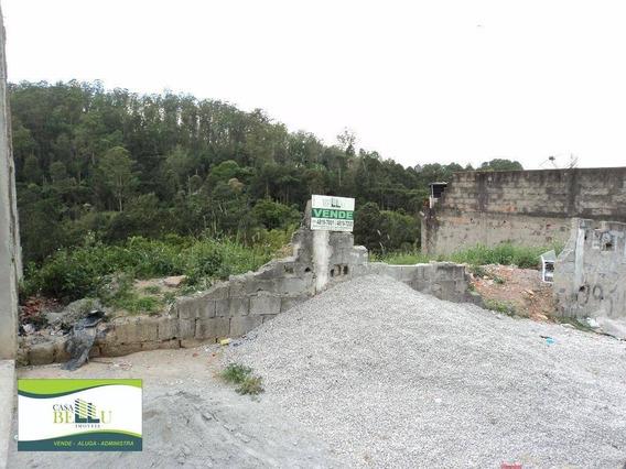 Terreno Residencial À Venda, Serpa, Caieiras. - Te0013