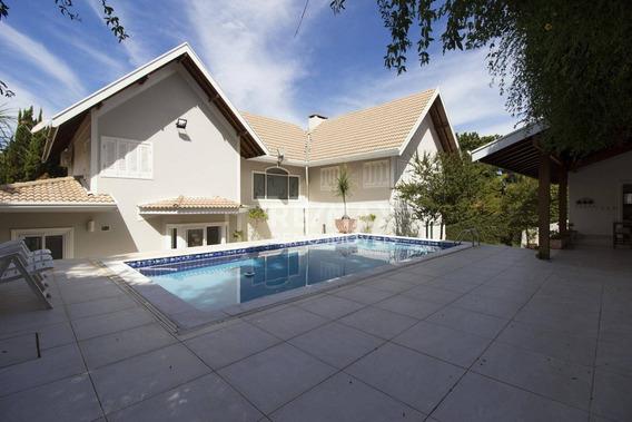 Casa Residencial Para Venda , Condomínio Marambaia, Vinhedo - Ca1203. - Ca1203