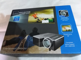 Proyector Led.