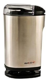 Saachi Sa-1440 - Molinillo De Cafe De Acero Inoxidable Con C