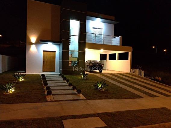Casa Com 3 Dormitórios À Venda, 236 M² Por R$ 750.000,00 - Reserva Santa Paula - Cotia/sp - Ca16329