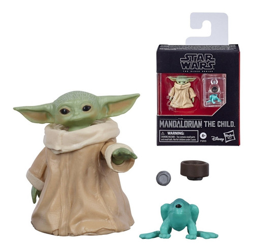 Star Wars Mandalorian Yoda The Child Juguetes Figuras