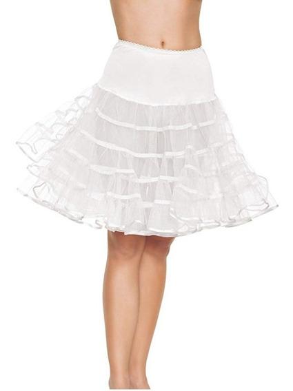 Falda Media Pierna, Leg Avenue Mid Length Petticoat Dress