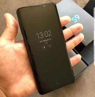 Celular Samsung Galaxis S9 Preto Dual Chip 64gb Usado 3meses