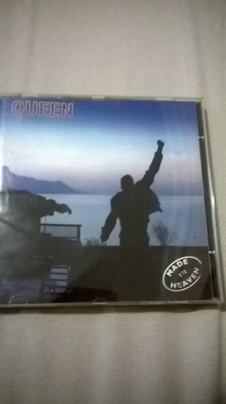 Queen - Cd Made In Heaven