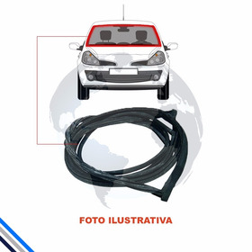Borracha  Vigia Ford Fiesta Sedan 2002-2014