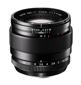Lente Fujinon Fujifilm X Series Xf23mm F1.4 R