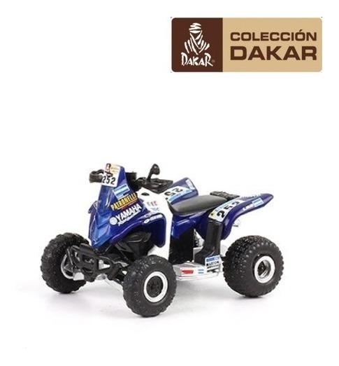 Yamaha Raptor Ymf 700r 2016 - Dakar 1/43