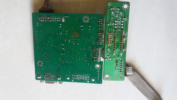 Placa Logica Sinal Monitor Aoc Lm 522
