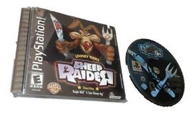 Looney Tunes Sheep Raider Ps1 Usado - Blakhelmet C