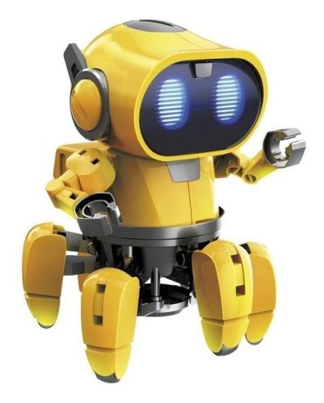 Kit Smartbot Armar Robot Juguetes Niños Mecatrónica Steren