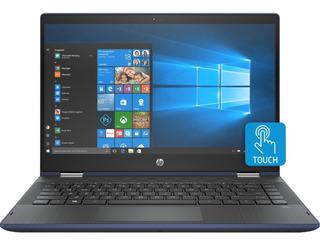 Laptop Hp Convertible I3-8130u 4gb 1tb 14hd X360-touch W10