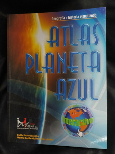 Atlas Planeta Azul