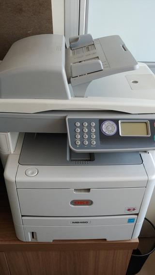Impressora Laser Oki Mono Semi-nova