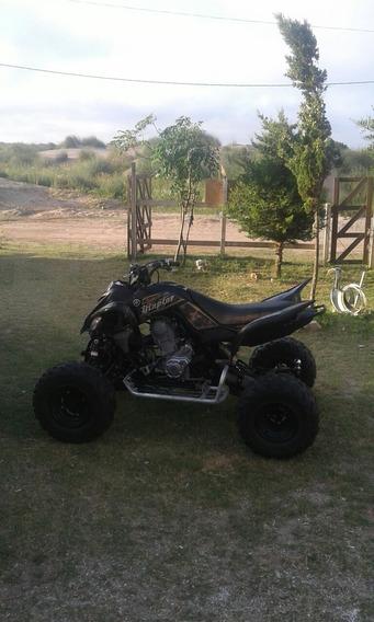Yamaha Yfm 700 4x4