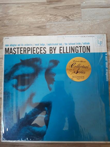 Lp Duke Ellington / Masterpieces By Ellington Importado