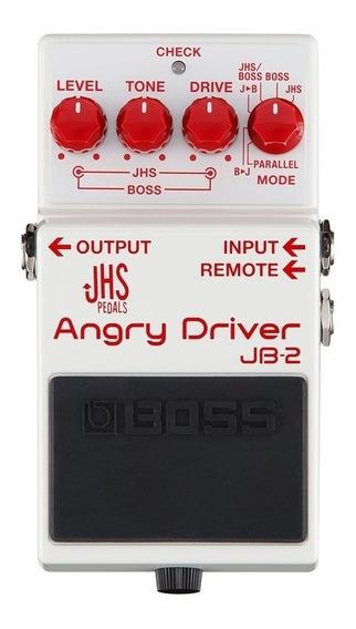 Pedal Overdriver Angry Driver Edição Boss+jhs Pedals Jb-2