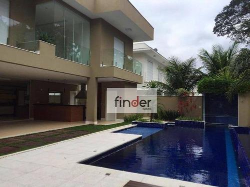 Imagem 1 de 13 de Casa Nova Em Riviera De São Lourenço (mód. 24). 675 M², Piscina, Área Gourmet, Jacuzzi, 6 Suítes E 6 Vagas. Bertioga - Ca0988