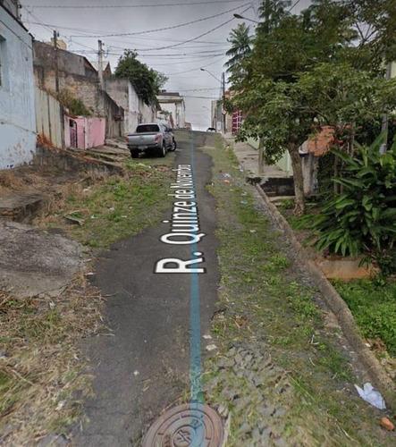 Imagem 1 de 2 de Terreno No Centro 14x33, 495 M² Por R$ 120.000 - Centro - Ponta Grossa/pr - Te0226