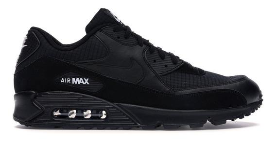 Tenis Nike Air Max 90 Hombre Negros en Mercado Libre México