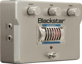 Pedal Blackstar Ht Boost Valvulado Com Fonte - (original)