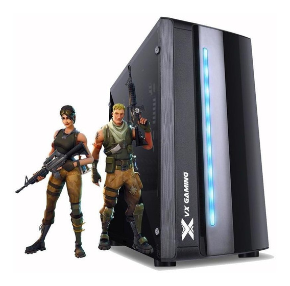 Cpu Pc Gamer Core I5 16gb Hd 1tb 1050ti 4gb Fortnite