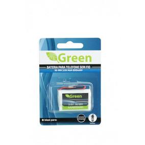 Bateria 3.6v 600mah Aa Plug Universal Green | 013-3660
