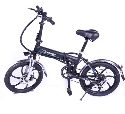 Imagen 1 de 14 de Bicicleta Moto Electrica Motor 48 Volt 240 Watts Rodado 20
